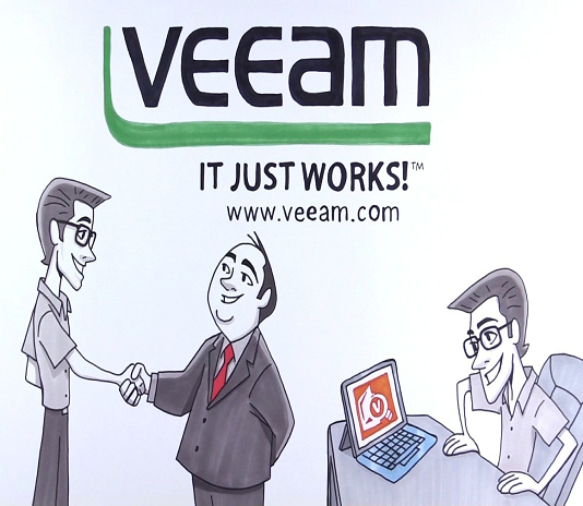 Veeam Error Credentials with id was not found Hatası