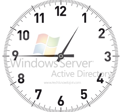 Domain Controller ve Client Saat Senkronizasyonu
