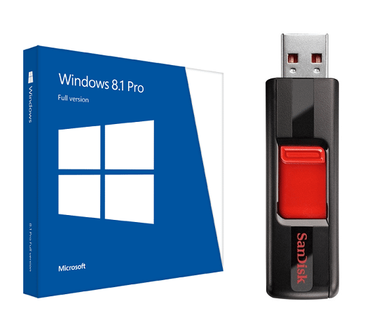 Windows 8 USB Bellek ile kurmak