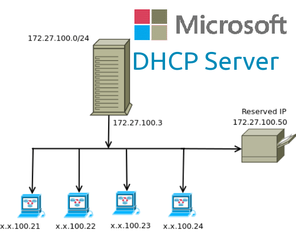 DHCP Server Scope Options Ekleme