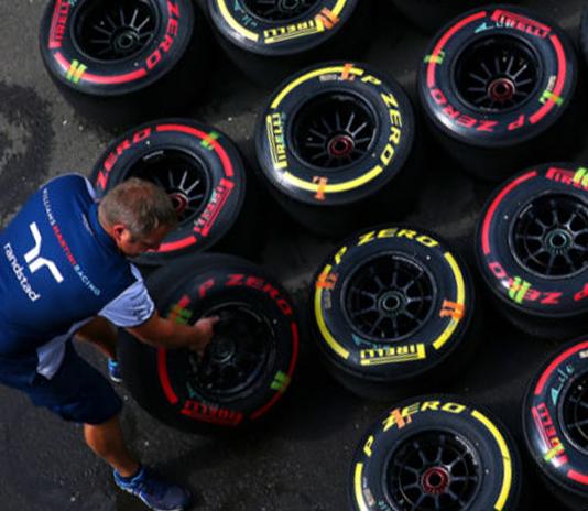 F1 Takımları Macaristan Yarışı İçin Lastik Seçimlerini Yaptı