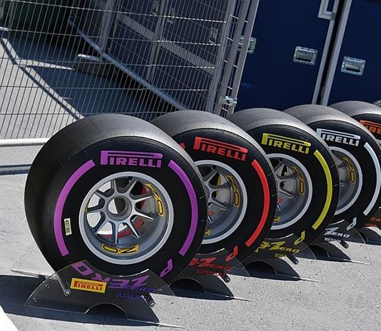 Singapur GP için Lastik Seçimleri Belirlendi
