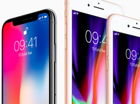 iPhone X Kablosuz ve Hızlı Şarj Özellikleri