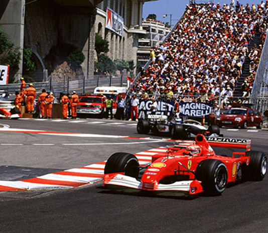 Schumacherin F2001 Aracı Rekor Fiyata Satıldı