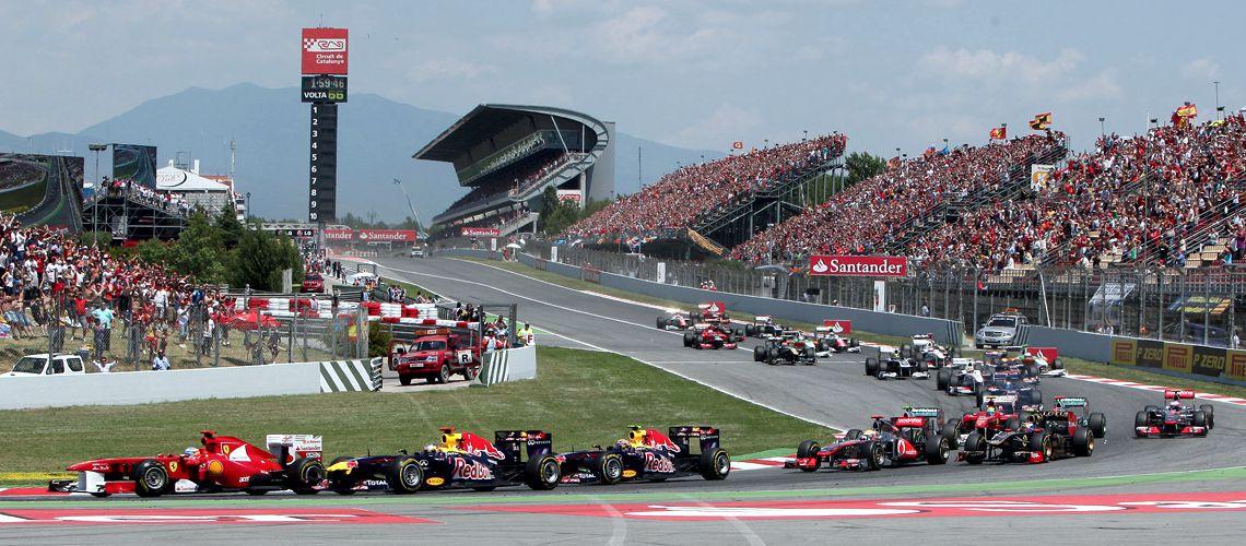 Formula1 2018 Takvimi Açıklandı