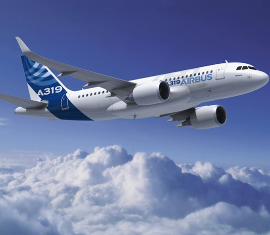 Airbus A319 100 Özellikleri