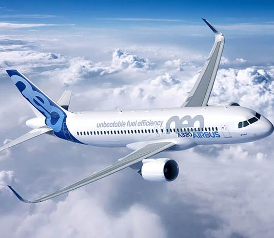 Airbus A320 200 Özellikleri